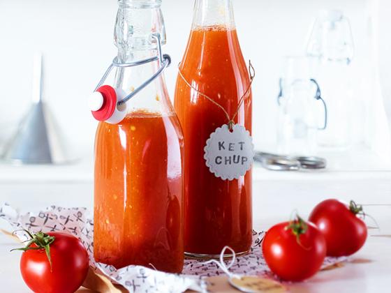 ketchup de goiaba